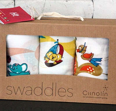 Swaddle Blankets For Your Baby By Ciinolin