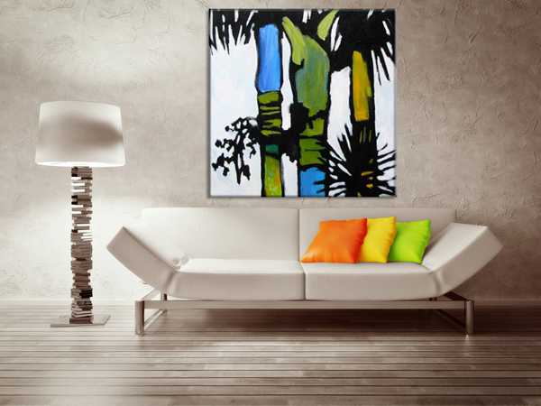 Large Art Piece in ROOM