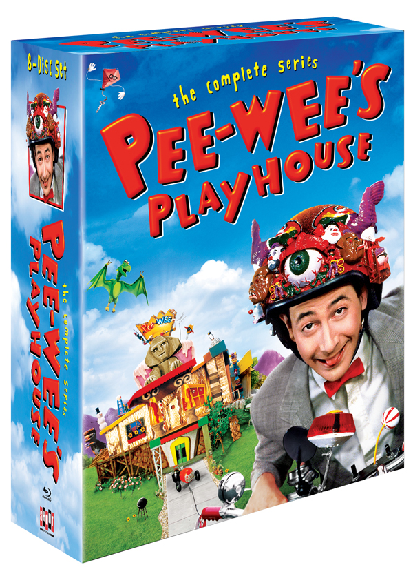 pee wees play house