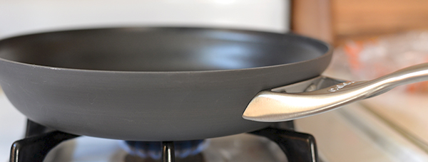 Calphalon COntempory 10 12 inch skillet pack (3)