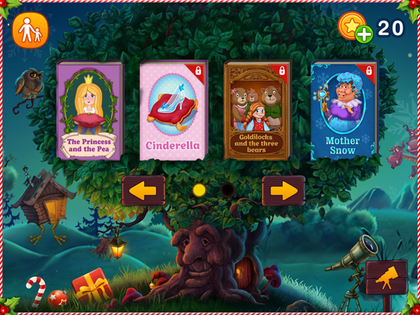 Fairy Tales 3D Interactive (2)