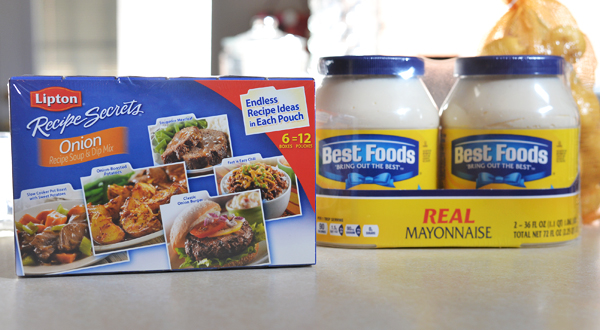Lipton Onion Soup Dip Mix Recipes (3)