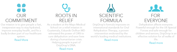 dripdrop benefits