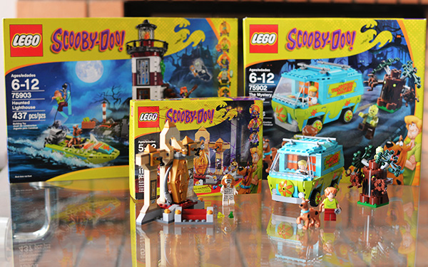 LEGO Scooby Doo Building Sets Tour (2)
