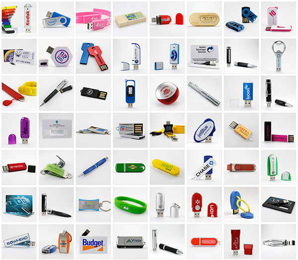 usb drives cards designs