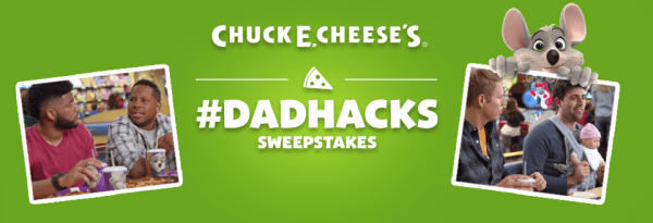chic e cheese dad sweepstakes