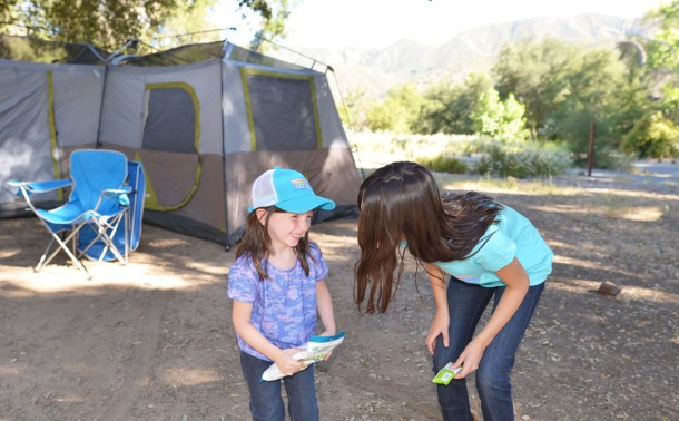 Best Healthy Snacks For Hiking camping kids