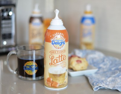 international delight one touch late