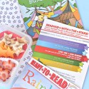 Super-Star Reader Star Themed Snack Ideas