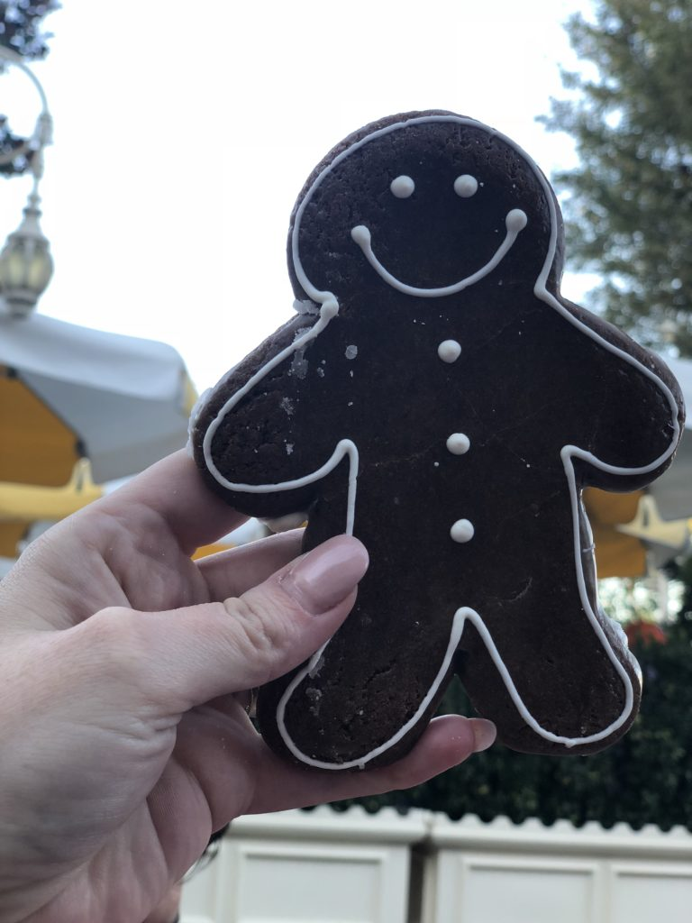 disneyland gingerbread