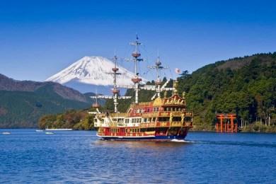 Hahone ship