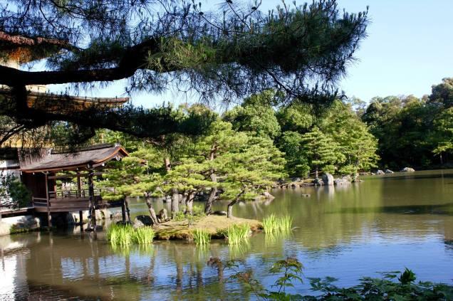 Kinkakuji Temple Kyoto8