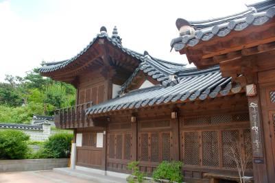 Namsangol Village, Seoul30