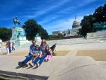 Remembering the Time in Washington DC – Nation's Capital