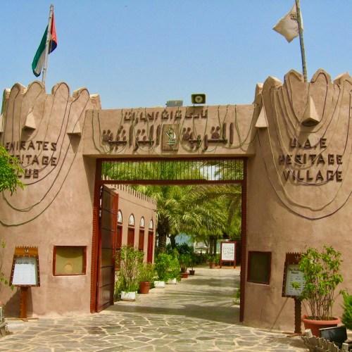Emirates Heritage village – Abu Dhabi