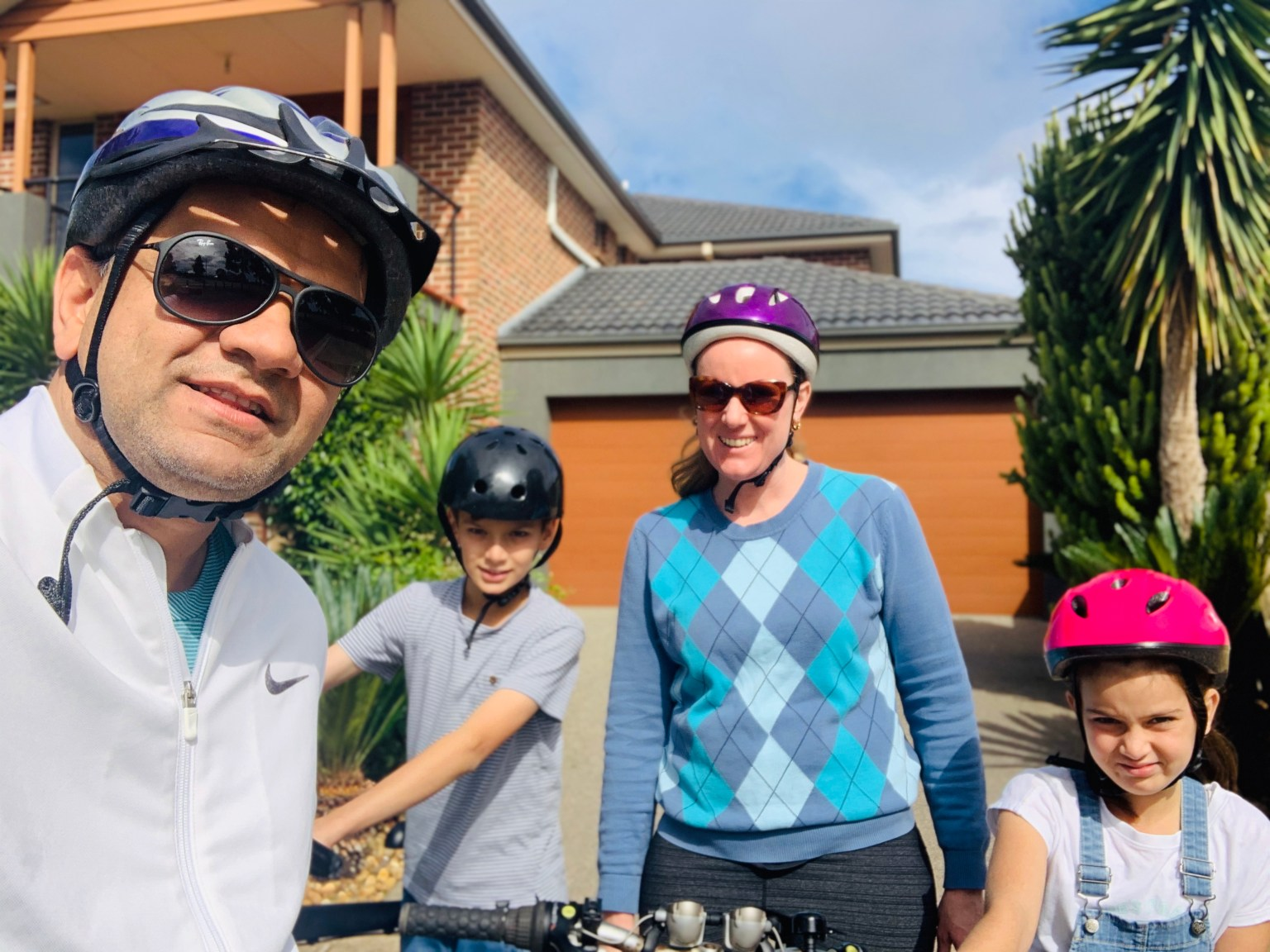 Stay home – Fun for Family