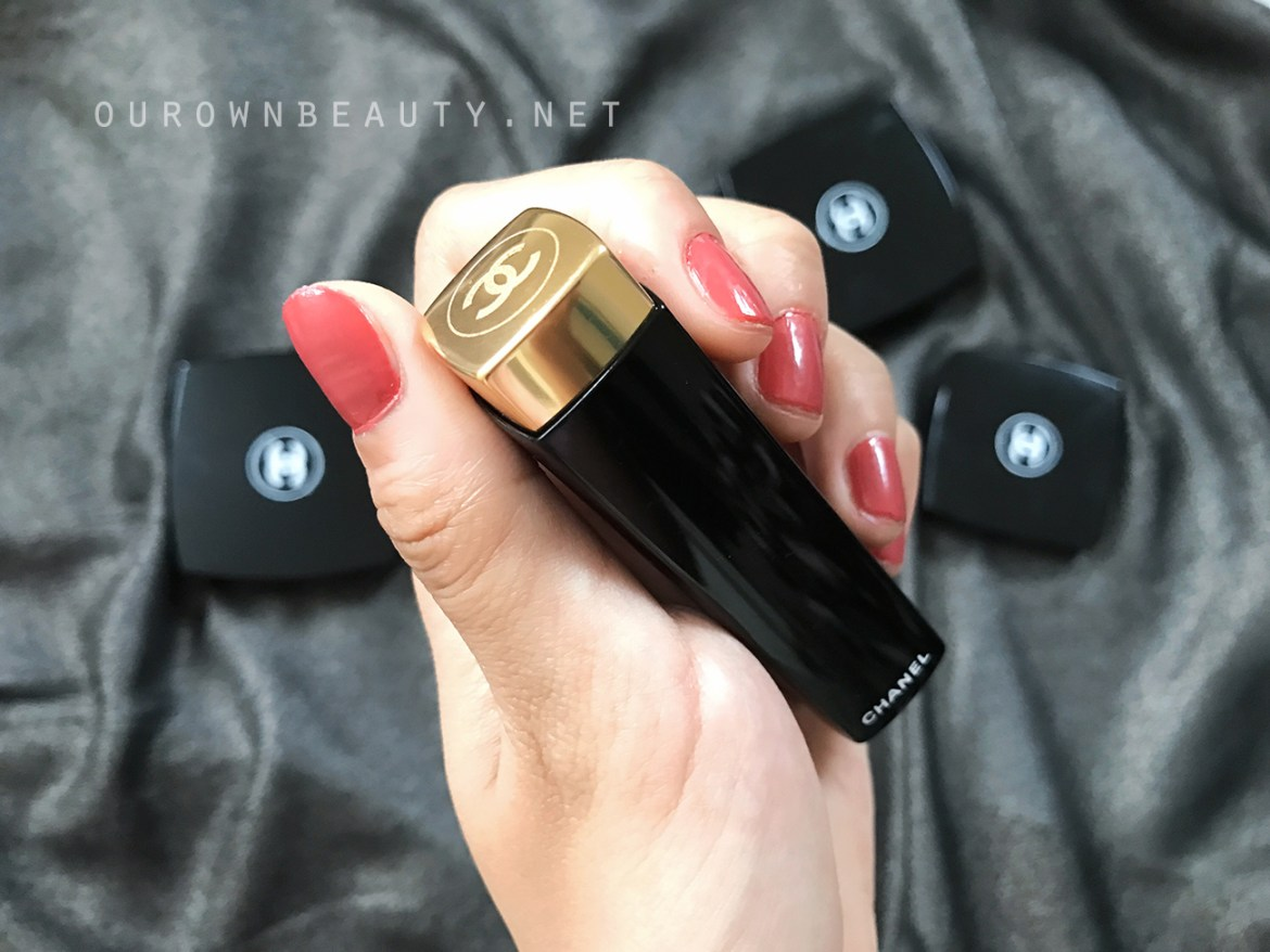 son chanel rouge allure velvet review swatch
