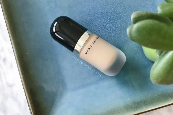 kem nền marc jacobs remarcable review swatch