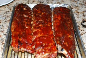 Low and Slow Baby Back Ribs