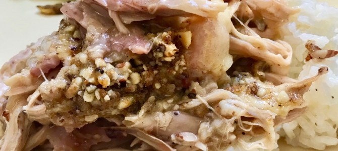 Chicken Cordon Bleu Casserole (Paleo and Keto Options)
