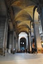 Saint-Sulpice interior hall