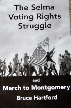 The Selma Voting Rights Struggle book jacket