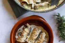Eggplants Involtini