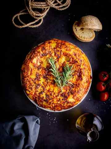 Best Spanish Omelette Recipe