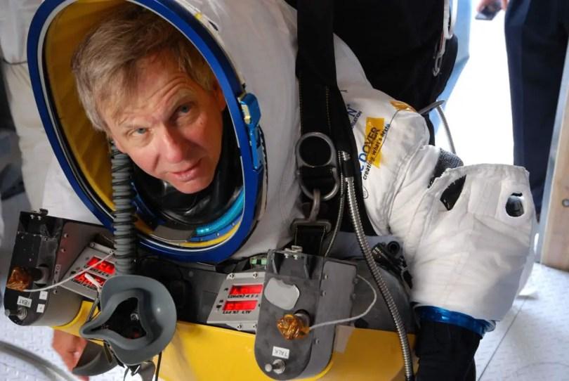 Alan Eustace space jump