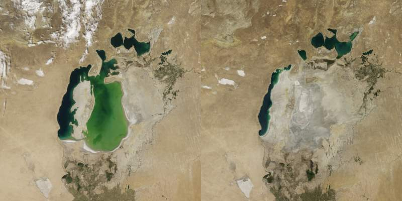 Aral Sea Change