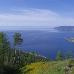The deepest lake in the World: Lake Baikal