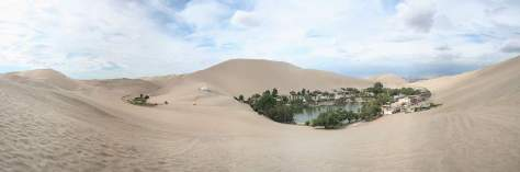 Driest Places on Earth - 6: Huacachina (Ica) Dunes