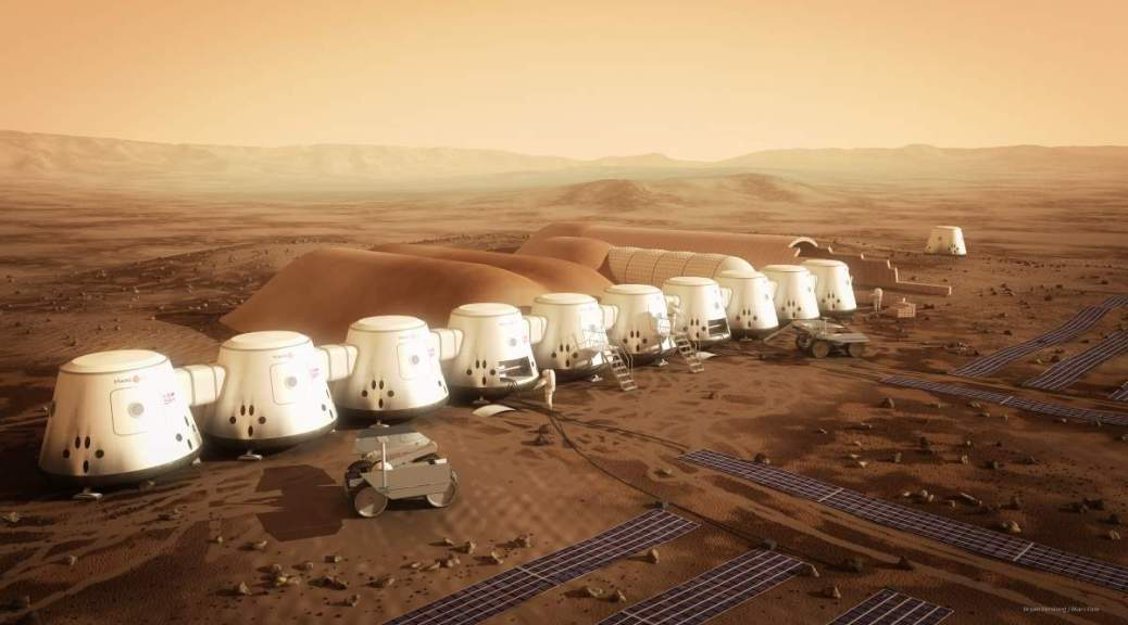 Colonization of Mars