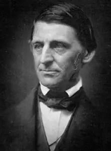 Ralph Waldo Emerson in 1857