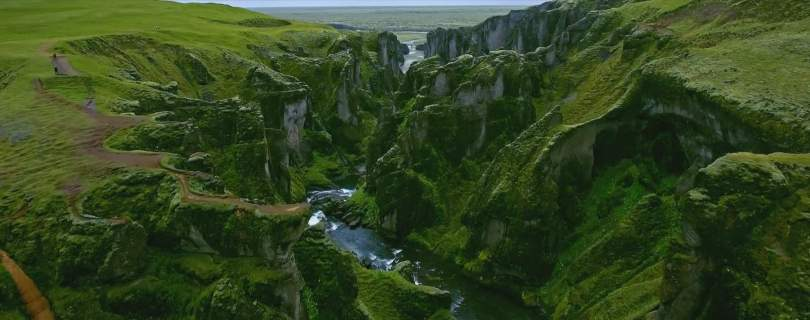 """""""Nord"""", drone footage of Iceland and Norway"""