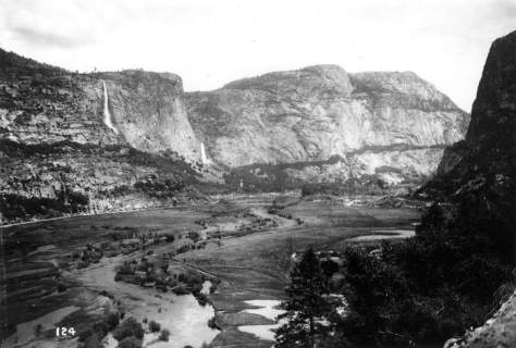 Recently Lost Natural Wonders - Hetch Hetchy Valley, early 1900s