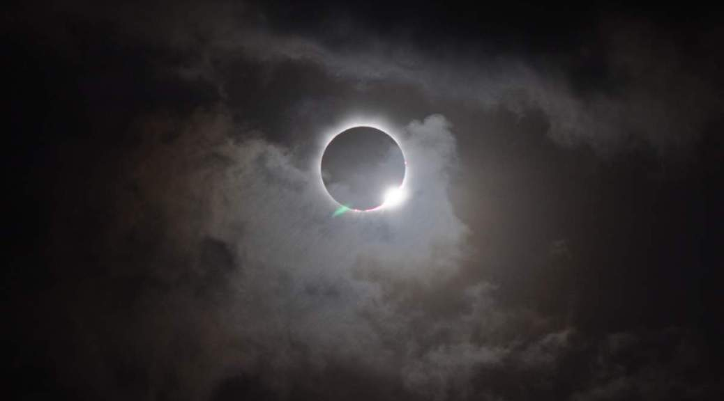 Total solar eclipse (Australia, 2012)