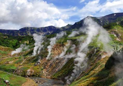 Recently Lost Natural Wonders - Valley of Geysers (Russia)