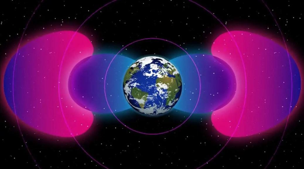 NASA's Van Allen Probes Spot Human-Made Barrier Shrouding Earth