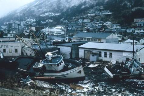 Most Powerful Earthquakes No. 2. 1964 Great Alaska Earthquake