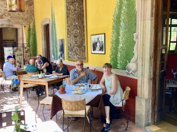 Bacco Restaurant in San Miguel de Allende