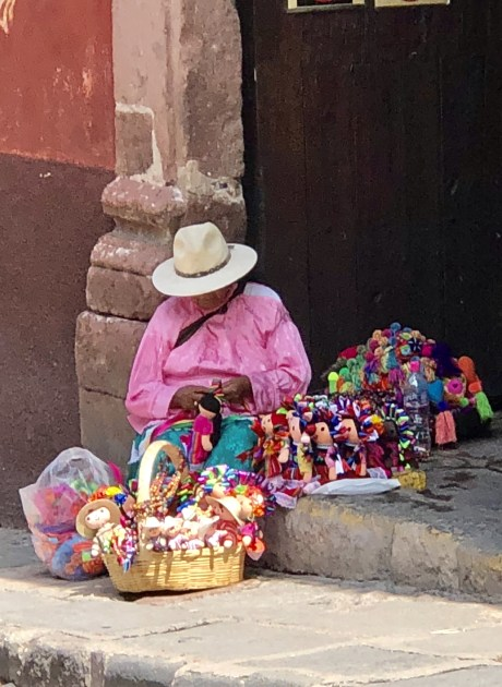 Colorful San Miguel de Allende