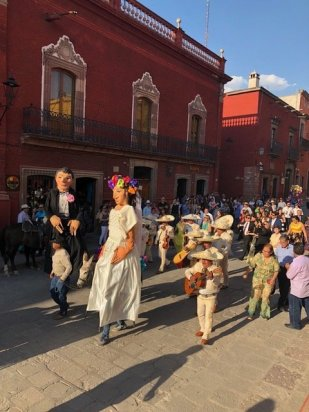 Weddings galore in San Miguel de Allende