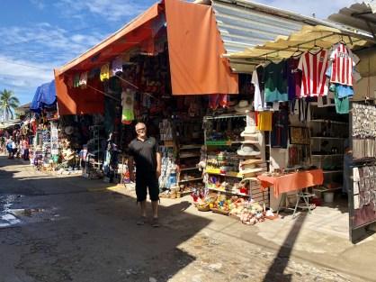 Bucerias market