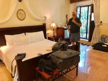 large rooms at Casa Marlene