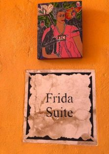the Frida Suite, my favorite