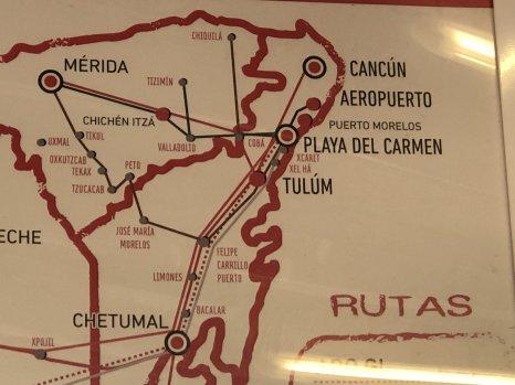 ADO route