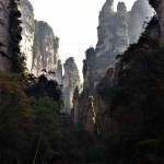 Zhangjiajie National Forest Park China Golden Whip Stream