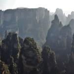 Zhangjiajie National Forest Park China Yuanjiajie Avatar Mountains