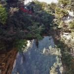 Zhangjiajie National Forest Park China Yuanjiajie Avatar Mountains Greatest Natural Bridge